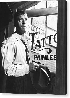 The Rose Tattoo, Burt Lancaster, 1955 Canvas Print by Everett