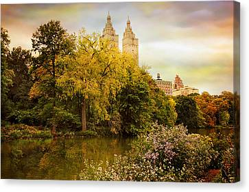 Canvas Print featuring the photograph The San Remo by Jessica Jenney