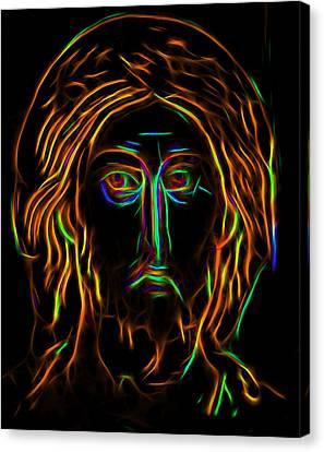 The Savior 1 Canvas Print