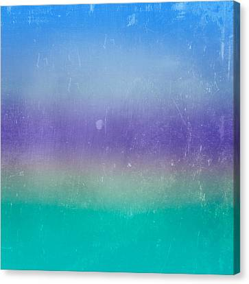 The Sea Canvas Print by Peter Tellone