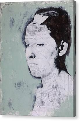 The Secret Canvas Print by Susan McCarrell