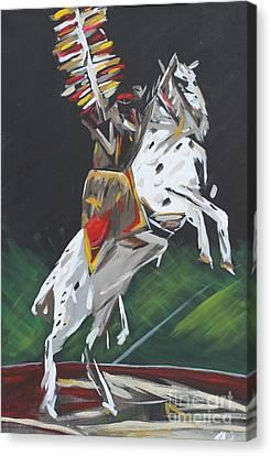 The Seminole Canvas Print