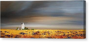 The Sentinel Canvas Print by William Renzulli