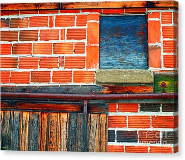 The Shed Canvas Print by Tara Turner