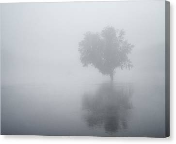 The Silence Is Deafening Canvas Print