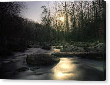 The Silk Route  Canvas Print by JC Findley