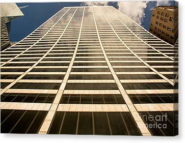 The Solow Building Canvas Print by Sabine Edrissi