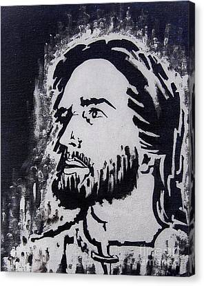 The Son Of God Canvas Print by Greg Moores