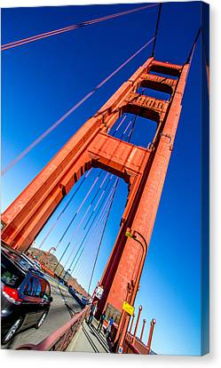 Canvas Print - The South Tower by Bill Gallagher