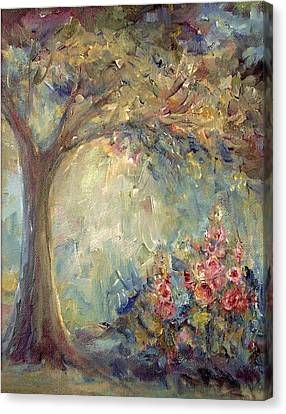 The Sparkle Of Light Canvas Print