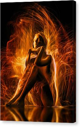 The Spirit Within Canvas Print