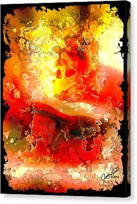 The Spotless Mind Canvas Print