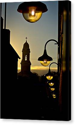 The St. Paul Church Canvas Print