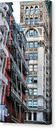 The Stairmaster Canvas Print