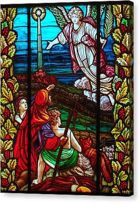 The Star Of Bethlehem Canvas Print