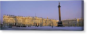 Hermitage Canvas Print - The State Hermitage Museum St by Panoramic Images