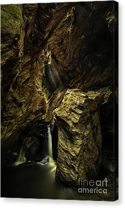 The Stone Church Of Dover-thomas Schoeller Photography Canvas Print