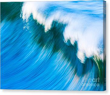 The Surge Canvas Print by Paul Topp
