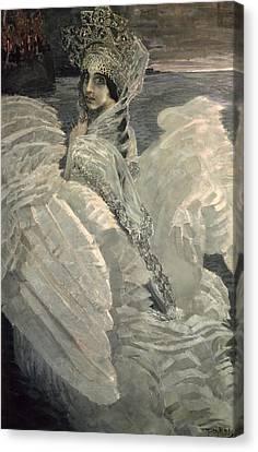 The Swan Princess, 1900 Canvas Print