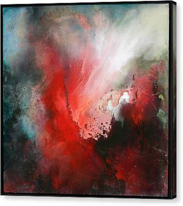 The Swell Canvas Print by Lissa Bockrath