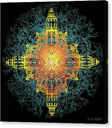 The Tabernacle Canvas Print by Michael Durst