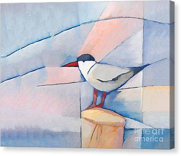 The Tern Canvas Print by Lutz Baar