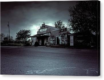 Tcm #10 - General Store  Canvas Print by Trish Mistric