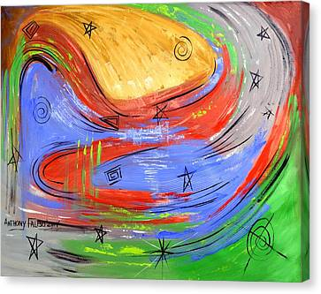 The Third Heaven Canvas Print