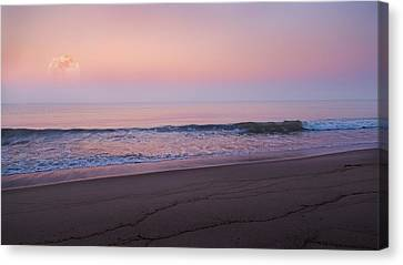 The Tide Keeper Canvas Print by Bill Wakeley