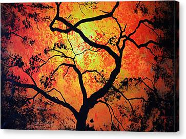 The Tree Of Life #1 Canvas Print