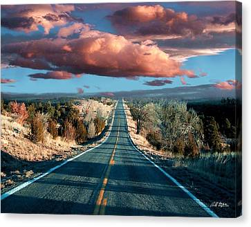 Journey Canvas Print - The Trip by Bill Stephens