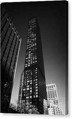 Manhatan Canvas Print - The Trump Tower New York City by Joe Fox