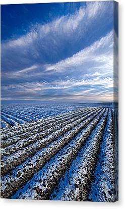 The Truth About Tomorrow Canvas Print by Phil Koch