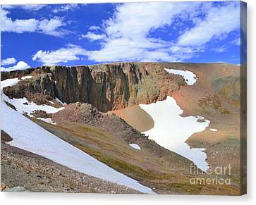 The Tundra Canvas Print by Kathleen Struckle