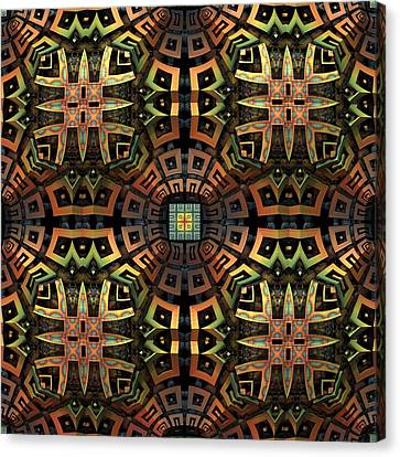 The Undiscovered Tribe Canvas Print by Lyle Hatch