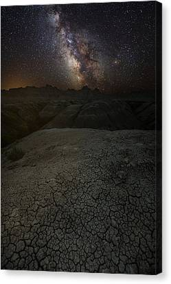 The Unforgiven Canvas Print by Aaron J Groen