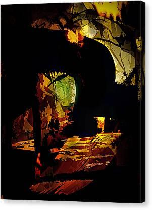 The Unknown Canvas Print by Gerlinde Keating - Galleria GK Keating Associates Inc