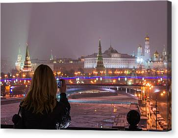 The View - Featured 3 Canvas Print by Alexander Senin