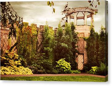 The Walled Garden 2 Canvas Print