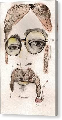 The Walrus As John Lennon Canvas Print