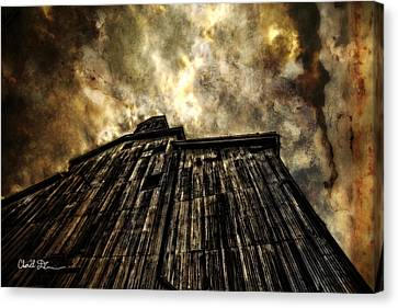 The Warehouse Canvas Print by Charlie Duncan