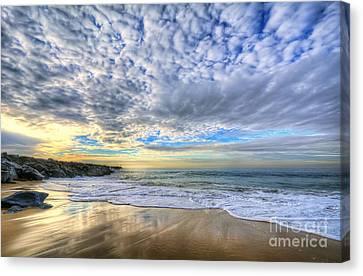 The Wedge - Newport Beach Canvas Print