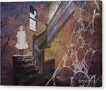The Welcomer Canvas Print by Maureen Tillman