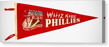 The Whiz Kids Canvas Print by Bill Cannon