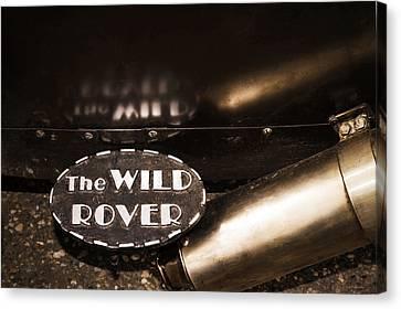 The Wild Rover Canvas Print by Yvon van der Wijk