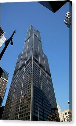 The Willis Tower Canvas Print