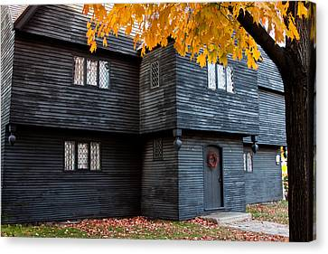 The Witch House Canvas Print