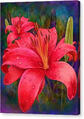 The Wonders Of June Canvas Print