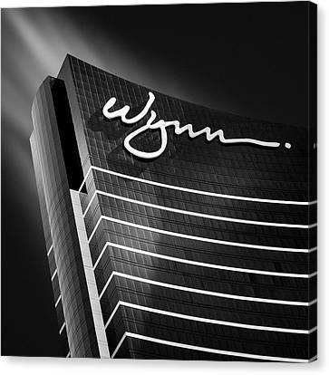 Wynn Canvas Print by Dave Bowman
