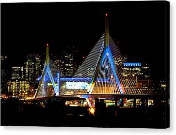 The Zakim Canvas Print